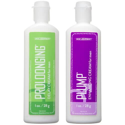 Prolong and Plump Enhancement Cream for men