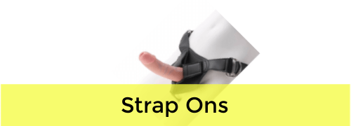 strap-on dildos and harness
