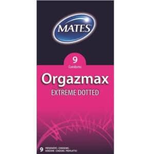 mates orgazmax 9pack