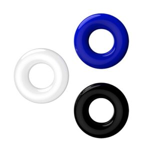 joyrings doughnut cock rings 3-pack