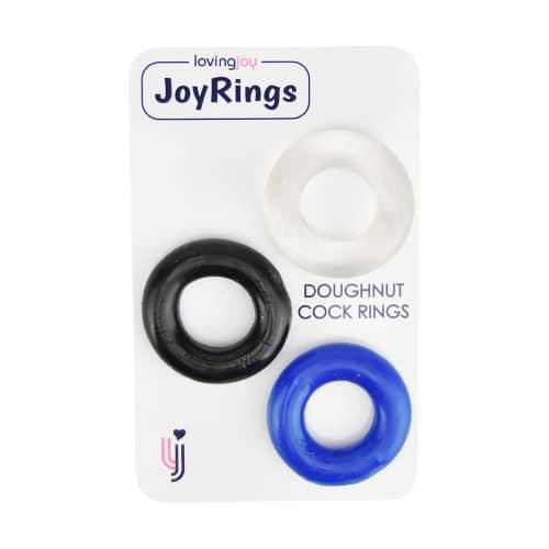 joyrings doughnut cock-rings