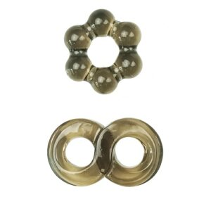 joyrings stamina cock ring set 2 pack