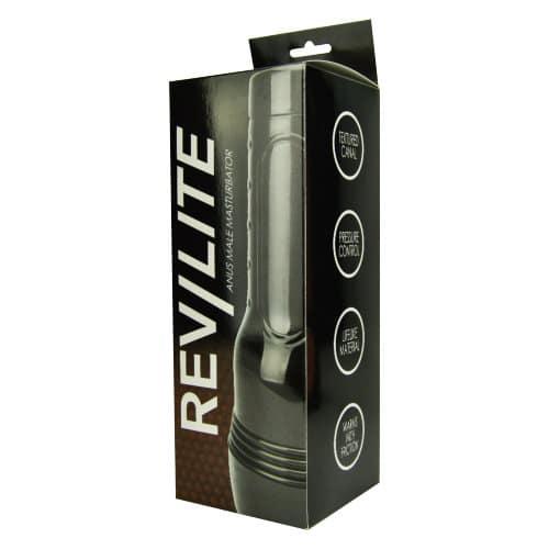 Rev-Lite Realistic Anus Male Masturbator for great pleasure